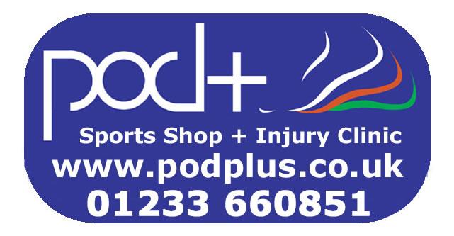 POD+ logo